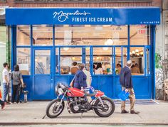 Our Favorite NY Ice Cream Spots: Morgenstern's