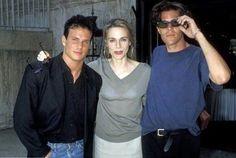 James Marshall, Peggy Lipton, Dana Ashbrook