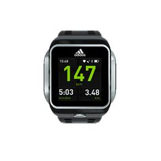 Like most running watches, the new Adidas Smart Run ($400) watch tracks your distance, steps, and calories; your running friend, however, will really appreciate the Smart Run's ability to track heart rate from her wrist (via a sensor on the underside of the watch) instead of a chest strap. The watch also features a touchscreen, music streaming and audible coaching tips via Bluetooth-enabled headphones, and strength-training animations that play right on her wrist so she can follow along ...