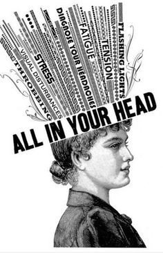 """note to self, """"Get out of  your head and into your heart!"""""""