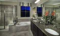 Same layout as our bath... Idea for making a ledge in the shower.