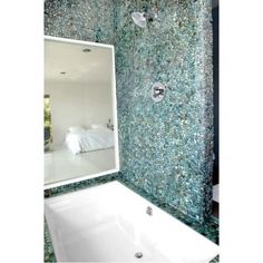 Solistone River Rock Turquoise 12 in. x 12 in. x mm Natural Stone Pebble Mosaic Floor and Wall Tile sq. / case) - 6006 - The Home Depot River Rock Tile, River Rocks, Decorative Pebbles, Eclectic Bathroom, Rock And Pebbles, Pebble Mosaic, Tile Installation, Bathroom Flooring, Tile Bathrooms