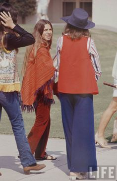 Flashback:  High School Fashion from 1969 at LuLus.com!