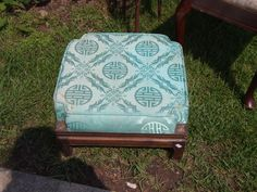 SOLD - This Asian stool is old. - TomeTraders.com