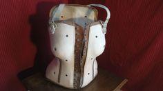 ancien corset orthopédie , médicale femme cuir et autre matiere | eBay