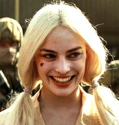 Harley Quinn played by Margot Robbie , Suicide Squad Arlequina Margot Robbie, Margot Robbie Pictures, Margot Robbie Harley Quinn, Close Up, Joker Und Harley Quinn, Indie, Grunge, Hipster, Stoner Girl