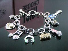 my life (music) on a bracelet <3