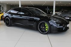 Hippo Prestige offer this 2017 Porsche Panamera Turbo S E-Hybrid Pdk Hatchback Semi Auto Petrol/Electric For Sale in Lancashire. Porsche Panamera E Hybrid, Porsche Panamera Turbo, Black Porsche, Porsche Cars, Weird Cars, Cool Cars, Crazy Cars, Panamera Sport Turismo, Prestige Car