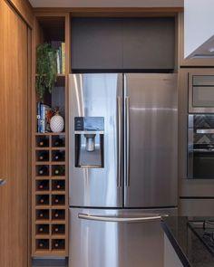 Wood Home Decor, Home Decor Kitchen, Kitchen Furniture, Kitchen Interior, New Kitchen, Home Kitchens, Küchen Design, House Design, Home Entertainment Centers