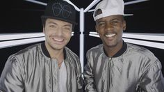 "Black M & Kev Adams ""Le prince Aladin"""