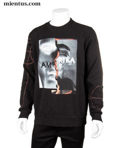 GIVENCHY Sweatshirt Amerika - MEN - Sale - mientus Online Store