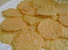 Parmesan Crisps | Great Italian Recipes