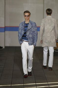Tommy Hilfiger 2012 Spring Mens Runway Collection
