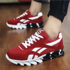 cheap for discount cc75b e7d48 buy Spring Autumn Men s Sneakers 2018 Men Running Shoes Trending Sports  Shoes Breathable Trainers Sneakers For Male Plus Size 49 -word wide shiping