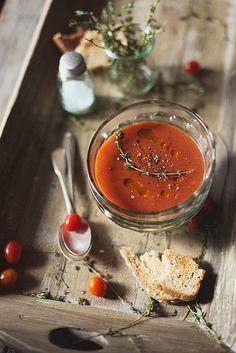 tomato soup! by hannah * honey & jam, via Flickr