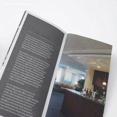 Amway Grand Plaza Hotel by Megan Sullivan, via Behance Spa Design, Book Design, Hotel Brochure, Pamphlet Design, Plaza Hotel, Spa Day, Brochure Design, Best Hotels, Design Inspiration