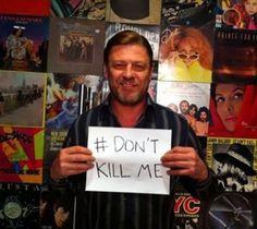 #DontKillSean