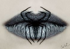 From 'Harry Potter' To 'Game Of Thrones' - These Lip Art Designs Will Blow Your Mind❤