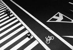 Quand le vélo se joue des perspectives…