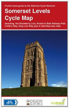 Somerset Levels Cycle Map: Including the Strawberry Line, Bristol to Bath Railway Path, Colliers Way, Stop Line Way Plus 6 Individual Day Rides (CycleCity Guides) by Sustrans and CycleCity, http://www.amazon.co.uk/dp/1900623269/ref=cm_sw_r_pi_dp_t6k9sb0W3EVFD