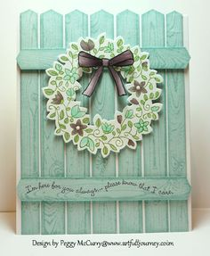 CC539 Here For You by pegmac71 - Cards and Paper Crafts at Splitcoaststampers