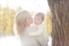 Anna Kidman Photography » Mother and daughter, beautiful family, gorgeous girl, ethereal light