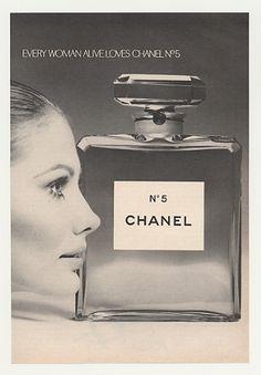 Chanel N 5 1970