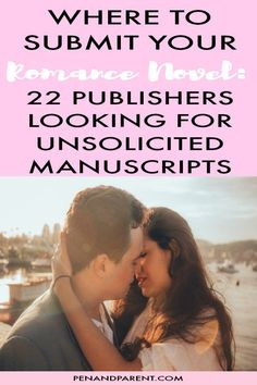 Have you written a romance novel? But where to submit your romance novel?Check out these 22 romance publishers accepting unsolicited manuscripts. Marriage Romance, Writing Romance, Fiction Writing, Writing Advice, Writing Resources, Writing Help, Writing Skills, Romance Novels, Writing A Book