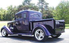 34 International Pick Up Best Pickup Truck, Classic Pickup Trucks, Old Pickup Trucks, Hot Rod Trucks, Dodge Trucks, Cool Trucks, Big Trucks, Truck Drivers, Dually Trucks
