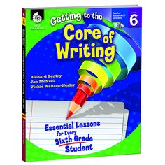 This resource helps teachers to incorporate writing instruction in the 6th grade classroom as an essential element of literacy development while implementing best practices. As a classroom-tested reso
