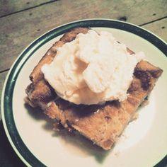 Maple Walnut Cranberry Bread Pudding – Ackermann Maple Farm