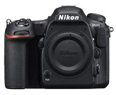 Nikon D500 de formato DX Digital SLR