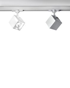 Discover the ceiling light MLN Dau Spot Led/ designed by the team of Milan Iluminación. Lighting designers and manufacturers. Delta Light, Led Track Lighting, Spot Led, Lighting Design, Lighting Ideas, Architecture Design, Household, Ceiling Lights, Metal