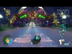 Skylanders SuperChargers Mystical Vault Gameplay