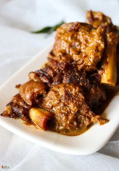 Peshawari Mutton - Spicy World Simple and Easy Recipes by Arpita Goat Recipes, Veg Recipes, Curry Recipes, Slow Cooker Recipes, Indian Food Recipes, Chicken Recipes, Cooking Recipes, Recipies, Cooking Stuff