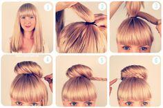 DIY de penteados | +Glam