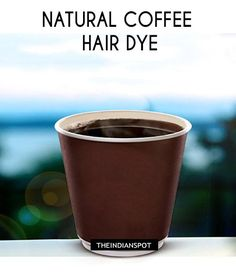 Forget chemical filled hair dyes and color up with this all natural treatment. It is simple and safe to use at home. Coffee is one of the best known natural hair dye, it adds instant shine, color and highlights to your hair. It is also a safe and cheap alternative to dye your hair at home naturally and transform it from being dull to soft, smooth and shiny. COFFEE HAIR SPRAY: Brew 2 cups of strong black coffee and pour it into a spray bottle. Saturate your hair with the coffee spray, use a…