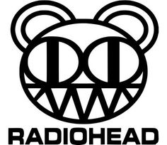 Well, if you like rock from the nineties than you may or may not be familiar with this band logo. I first heard of Radiohead from my mother when I was Radiohead Tattoo, Radiohead Albums, Music Film, Art Music, Metal Band Logos, Thom Yorke Radiohead, Rock Band Logos, Rock Bands, Grunge Art