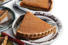 Treacle Tart  Ingredients 1 1⁄2 cups cups flour 8 tbsp. unsalted butter, cubed and chilled 1⁄2 tsp. kosher salt 1 cup Lyle's golden syrup or molasses 6 tbsp. bread crumbs 3 tbsp. heavy cream 1 egg, lightly beaten Zest of 1 lemon Whipped cream, for serving