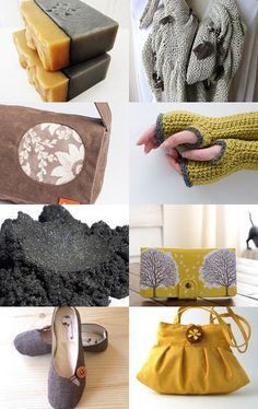 vegan gold and neutral treasury