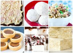 133 of My Favorite Christmas Cookies, Candy & Festive Recipes