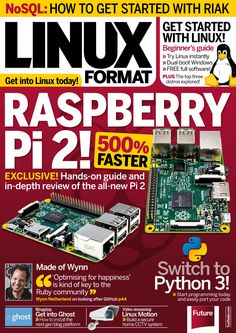 Linux Format. #Rasperry Pi 2!