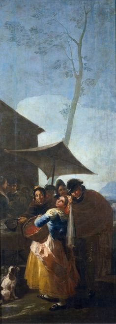 The Haw Seller 1779