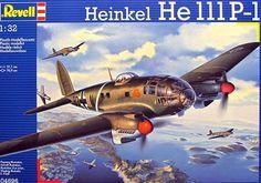 revell 04696 heinkel he111 german model kit