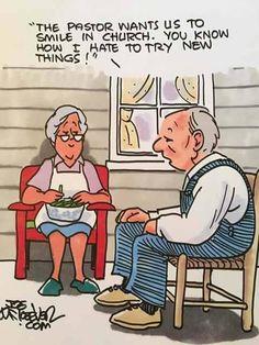 Christian Comics, Christian Cartoons, Funny Christian Memes, Christian Humor, Christian Art, Cartoon Memes, Funny Cartoons, Funny Jokes, Farm Jokes