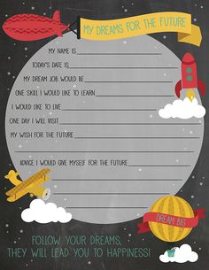 When I Grow Up Free Printable, this is a great way to start conversation with your growing kids.