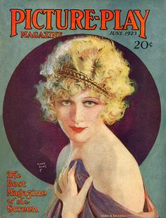 Picture-Play Magazine - June 1923 (Anna Q. Nilsson)
