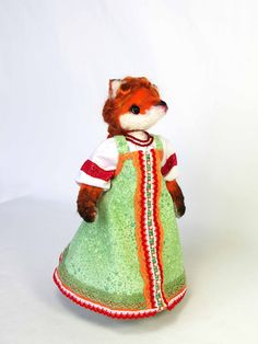 Foxy Finds for the Season by Marcia on Etsy #teamunity