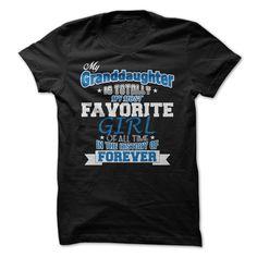 Favorite Granddaughter T-Shirts, Hoodies. GET IT ==► Funny Tee Shirts