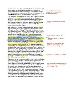 Annotated Speech in the Virginia Convention Flip Out, Virginia, This Or That Questions